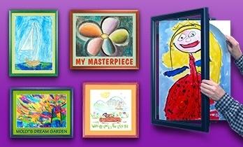 Children's Art Frames