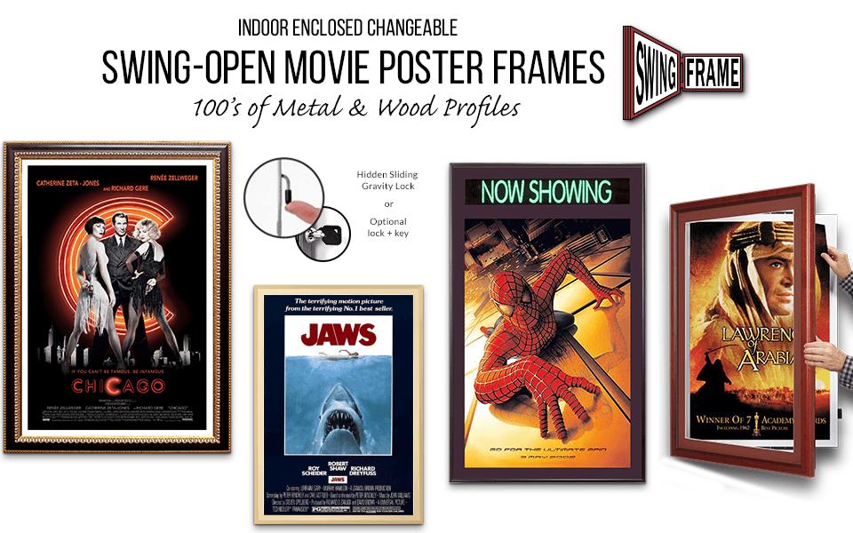 Movie Poster SwingFrames