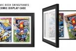 Comic Book SwingFrames