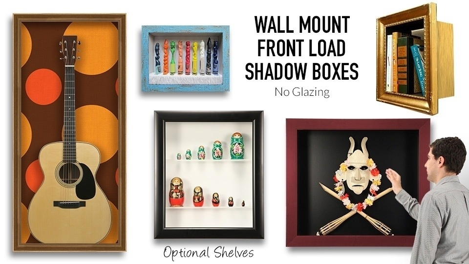 Open Shadow Boxes