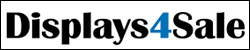 Displays4sale Logo