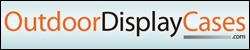 Outdoor Display Cases Logo