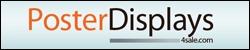 PosterDisplays Logo