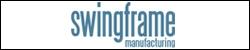 SwingFrame Manufacturing Logo